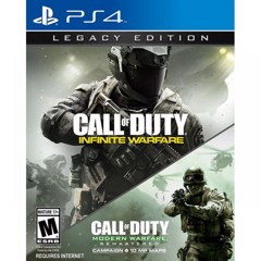 Game Call of Duty Infinite Warfare Legacy Edition for PS 4