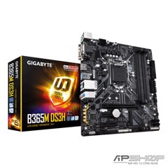 GIGABYTE B365M DS3H ( rev. 1.0 )