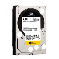 HDD Western 2TB 7200RPM Gold