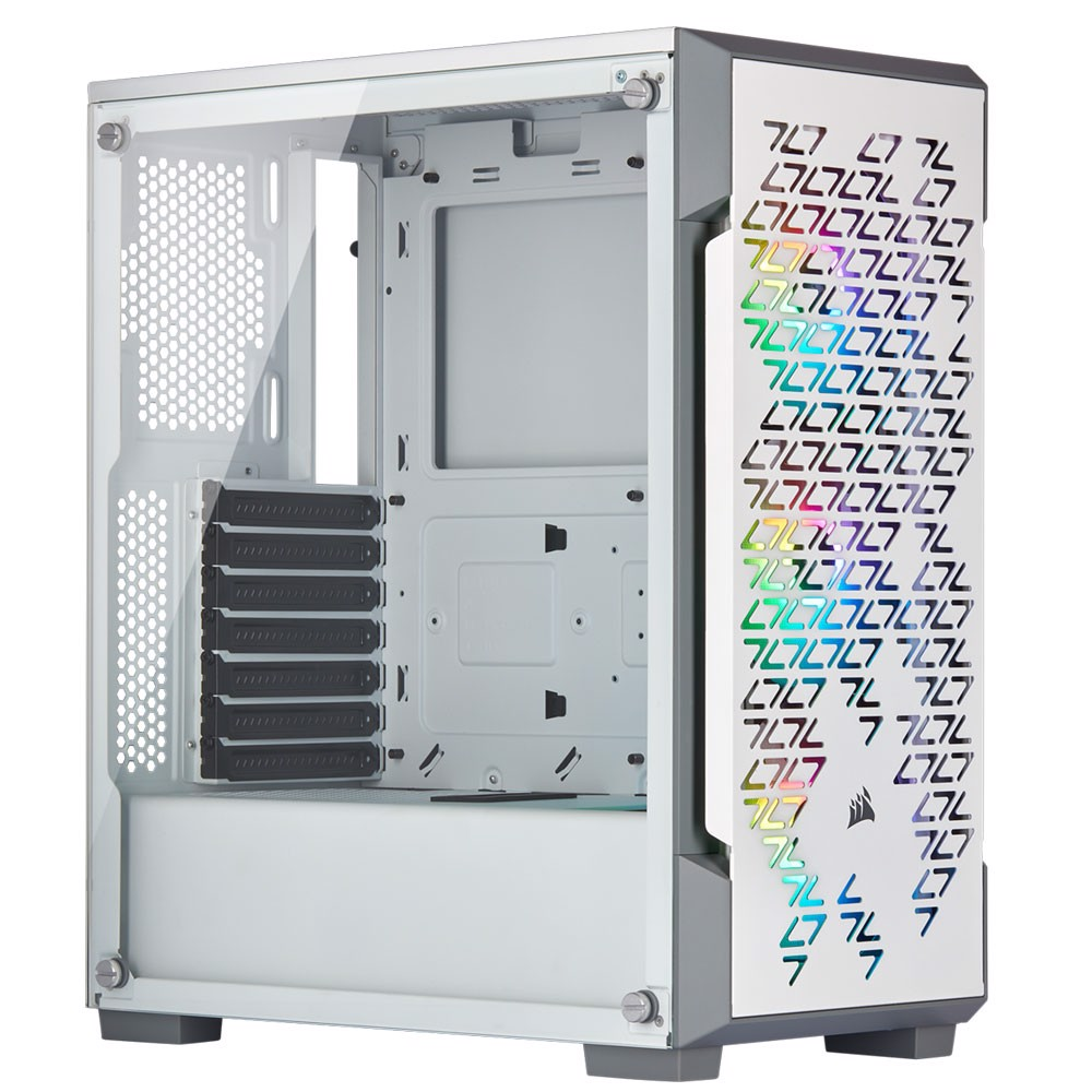Case Corsair iCUE 220T RGB White