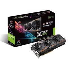 ASUS ROG Strix GTX 1070 O8GB Gaming