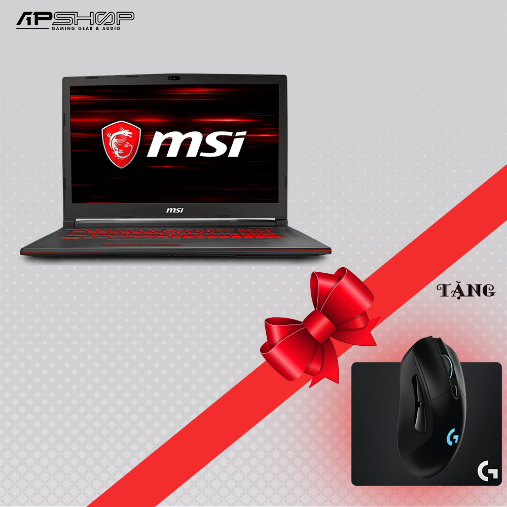Laptop MSI GF63 8RC 243VN
