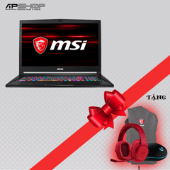 Laptop MSI GS63 8RD 006VN