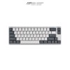 Leopold FC660MPD BT White / Darkgray - Bluetooth 5.1