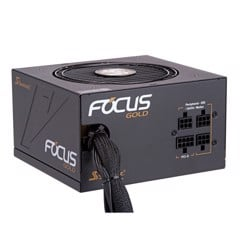 Nguồn Seasonic Focus Gold 750W - Semi Modular 80 Plus Gold