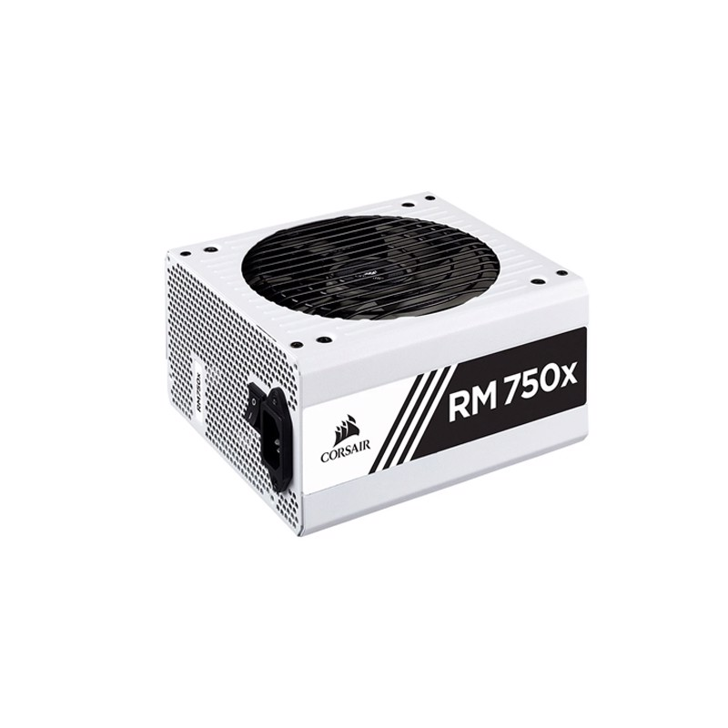 Nguồn Corsair RM750X White 80 Plus Gold - Full Modul