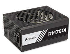 Nguồn Corsair RM750i - 80 Plus Gold - Full Modul - Corsair Link