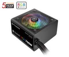 Nguồn Thermaltake Smart RGB 700W 80 Plus Standard