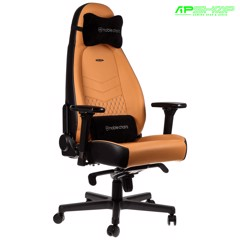 Noblechairs ICON Real Leather - Gaming / Office Chair - Da Thật