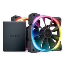 NZXT AER RGB 2 Started Kit 2 Fan 120mm + Hue 2 Controller