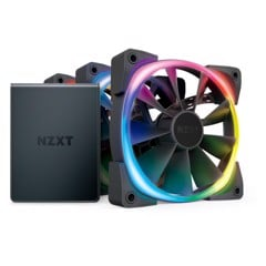 NZXT AER RGB 2 Started Kit 3 Fan 120mm + Hue 2 Controller
