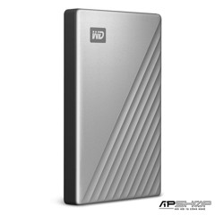 Ổ Cứng Di Dộng Western Digital My Passport Ultra - Silver