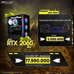 APS RTX 2060 GOLD