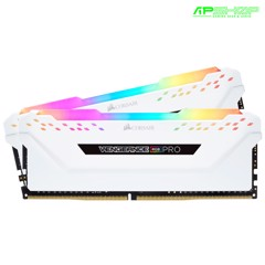 Ram Corsair Vengeance RGB Pro (2x8) 16GB Bus 3600 C18 White