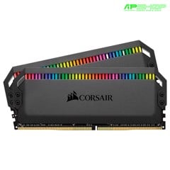 Ram Corsair Dominator Platinum RGB 32GB 2 X 16GB Bus 3200 Cas 16