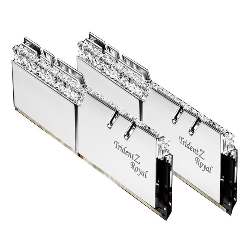 Ram GSKill TridentZ Royal 16GB 8GB X 2 Bus 3000 C16D Silver