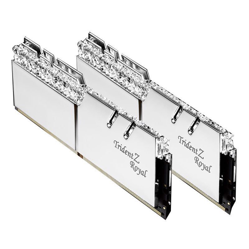 Ram GSKill TridentZ Royal 16GB 8GB X 2 Bus 3600 C18D Silver