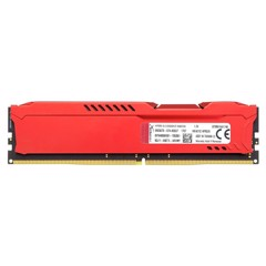 Ram Hyperx Fury 8GB Bus 2400 Red