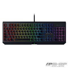 Bàn phím Razer Blackwidow 2019 Green Switch