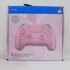 Tay Cầm Razer Raiju Tournament Edition Quartz Pink Wireless for PS4