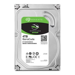 Seagate Barracuda Drive 4TB 5400RPM 265MB