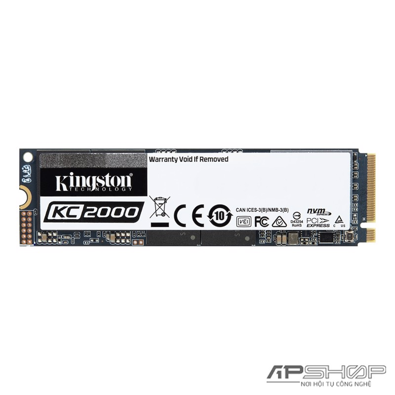 SSD Kingston KC2000 M8 1TB M.2 NVME