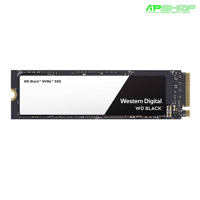SSD Western Digital WD Black NVME 250GB