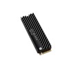 SSD Western Digital WD Black SN750 1TB with Heatsink