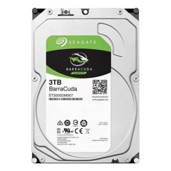 Seagate Barracuda Drive 3TB 5400RPM