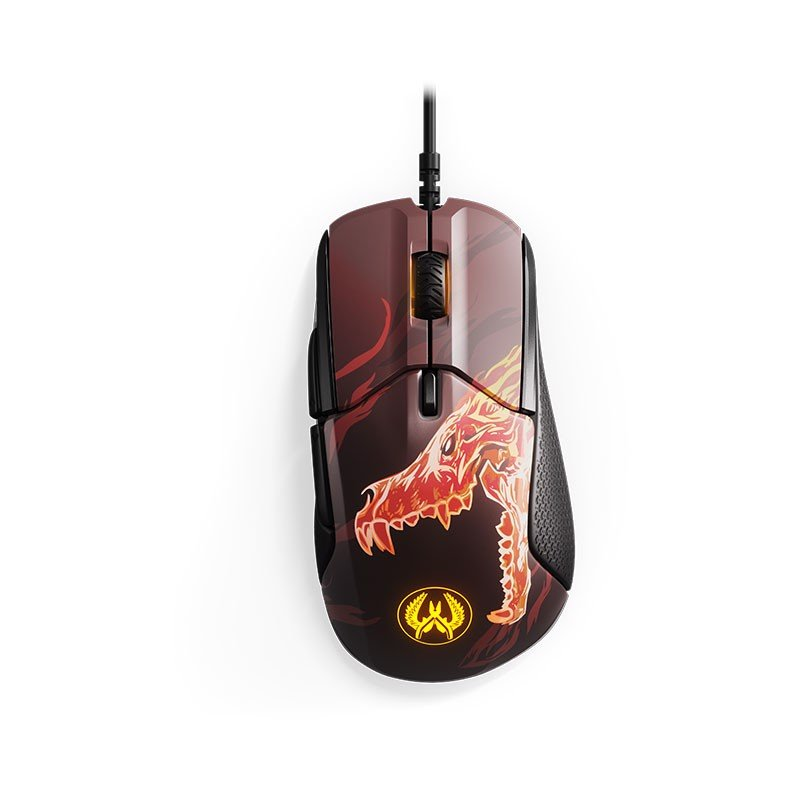 Chuột Steelseries Rival 310 Cs Go Howl Edition