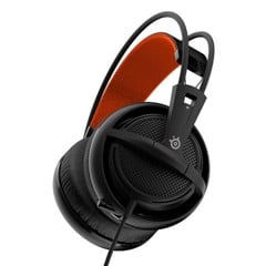 Tai nghe SteelSeries Siberia 200 Black