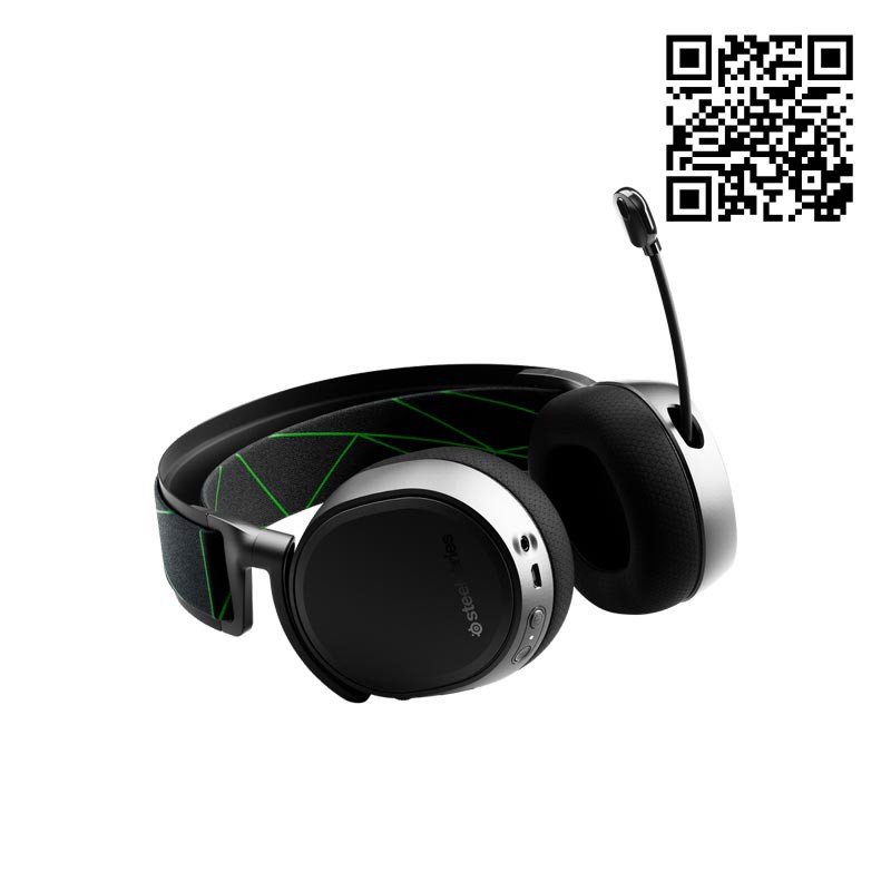 Tai nghe Steelseries Arctis 9X Wireless For Xbox