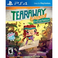 Game Tearaway Unfolded for PS 4
