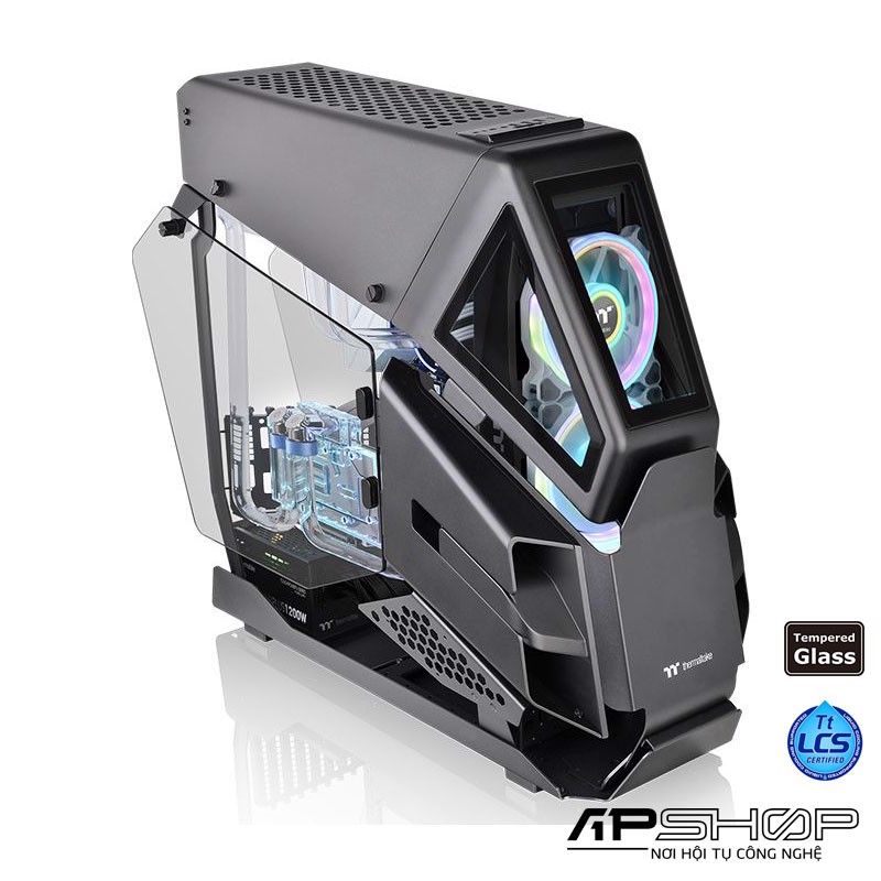 Thermaltake AH T600 Full Tower Black