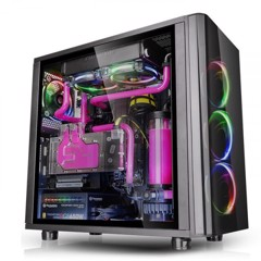 Case Thermaltake View 31 Tempered Glass RGB Edition