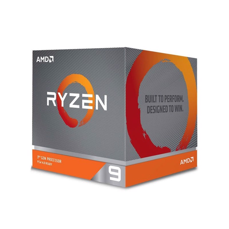 CPU AMD RYZEN 9 3900 XT