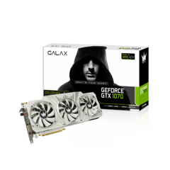 VGA Galax GTX 1070 HOF 8GB 3 Fan