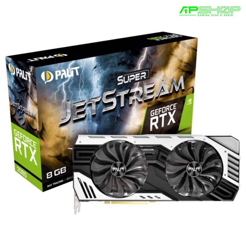 VGA Palit RTX 2080 Super Jetstream