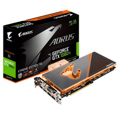 VGA AORUS GTX 1080 Ti Waterforce WB Xtreme Edition 11G