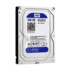 Western 500GB 7200RPM Blue 32MB