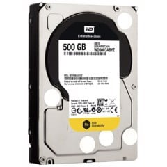 Western 500GB 7200RPM 128M Black