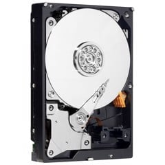 Western 500GB 5400RPM 64M Dual Processor Black