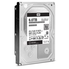 Western 6TB 7200RPM Black 128MB