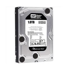HDD Western 1TB 7200RPM Black