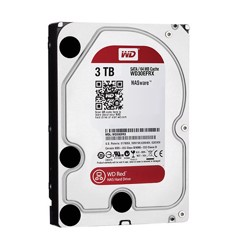 HDD Western 3TB Intellipowe Red