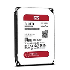 HDD Western 8TB Intellipowe Red
