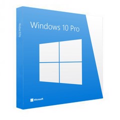 Windows Pro 10 32-bit/64-bit Eng Intl USB