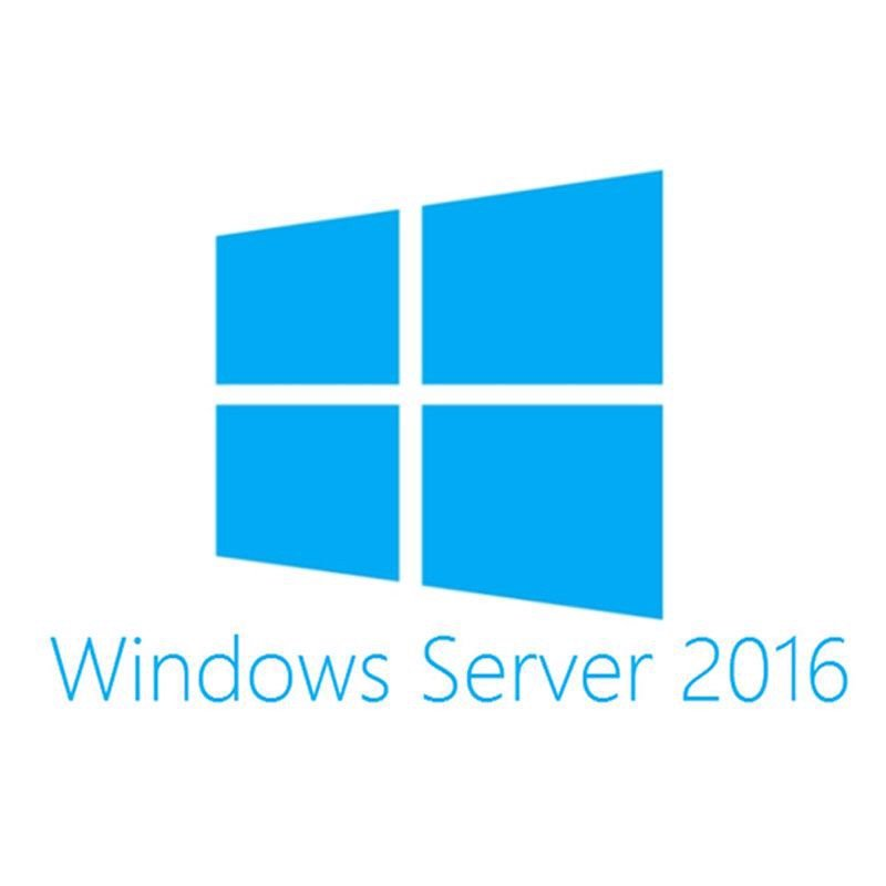 Windows Server Std 2016 64Bit English 1pk DSP OEI DVD