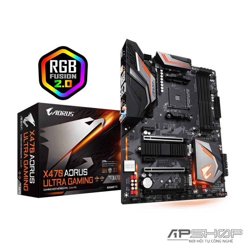 GIGABYTE X470 AORUS ULTRA GAMING ( rev 1.0 )