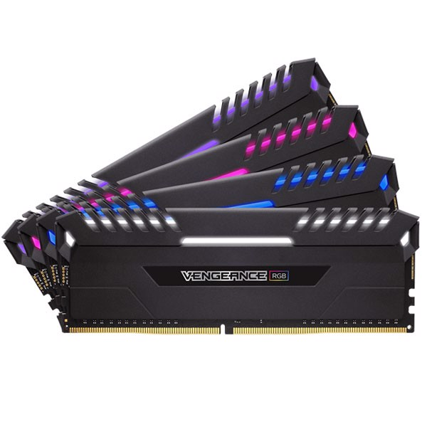 RAM Corsair Vengeance 32GB ( 4 x 8GB) bus 3000